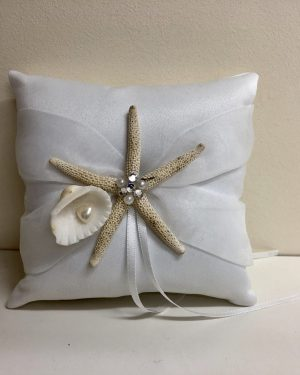 Starfish Ring Cushion
