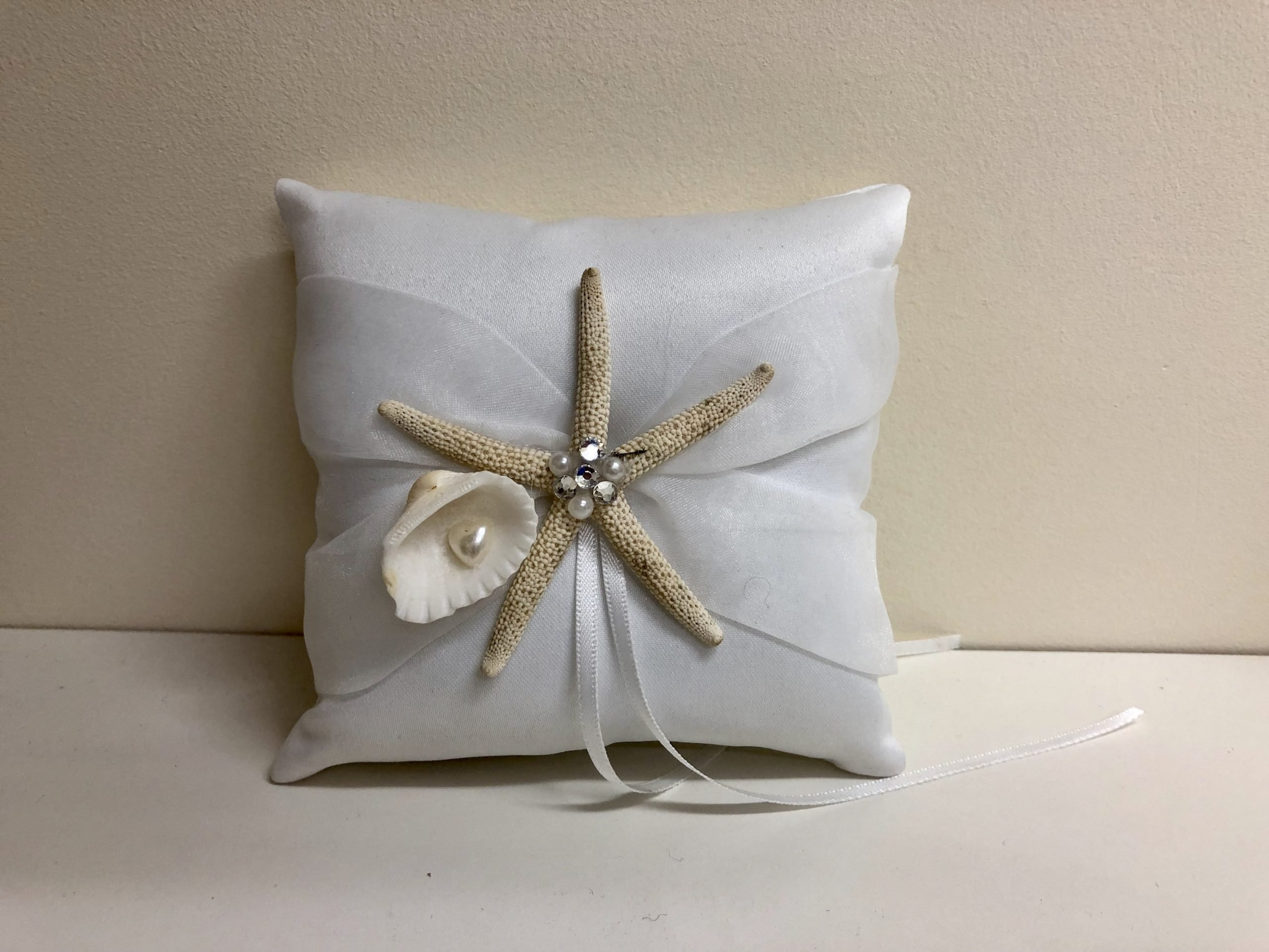 Starfish Ring Cushion