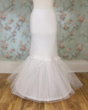Mermaid Wedding Dress Underskirt