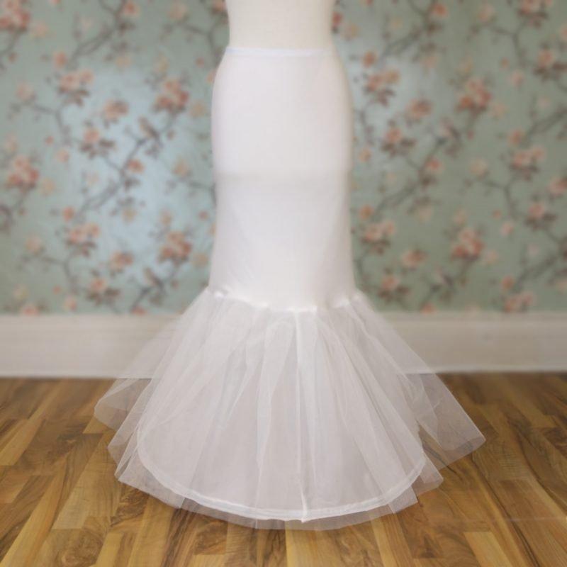 Mermaid Wedding Dress Underskirt