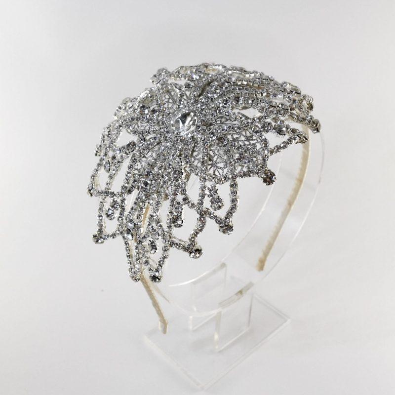 Vintage Flower Bridal Headpiece