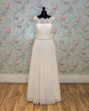 Amelie Custom Bridal Dress