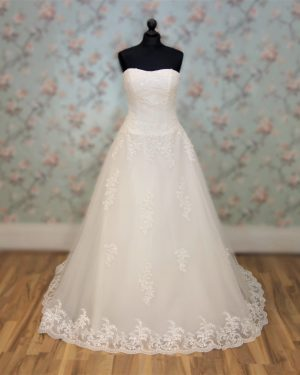 Ana Custom Bridal Dress