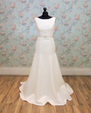 Freya Custom Bridal Dress