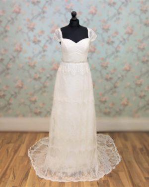 Juno Custom Bridal Dress