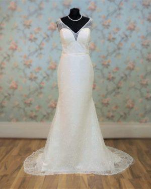 Krista Custom Bridal Dress