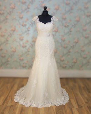 Leyla Custom Bridal Dress