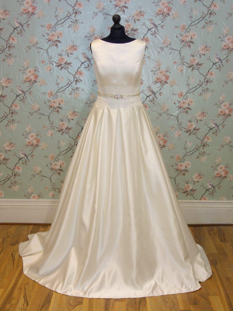 Audrey Sample Wedding Dress