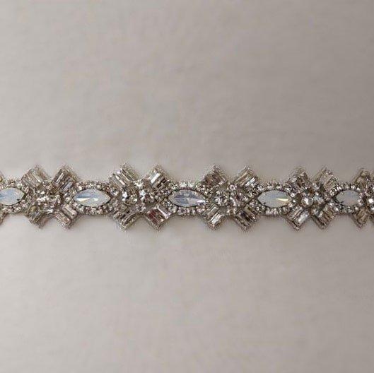 Opal Deco Bridal Belt